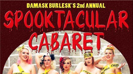 Spooktacular Cabaret