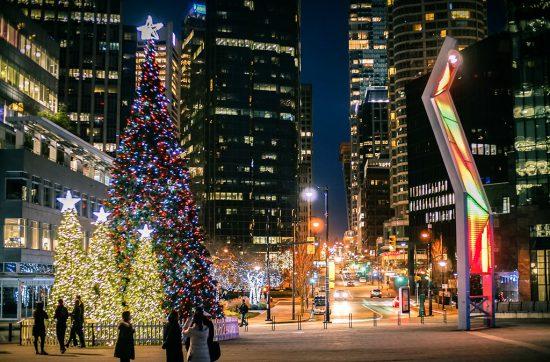 vancouver christmas tree lighting 2016