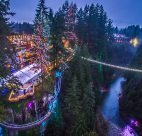canyon lights 2017 vancouver