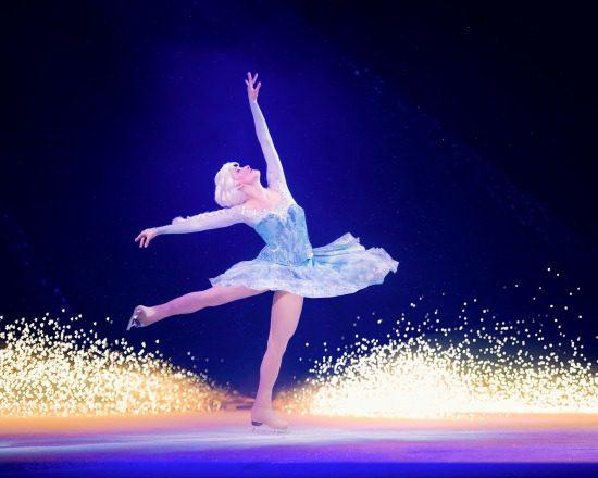 Elsa of Frozen | Photo: Disney on Ice