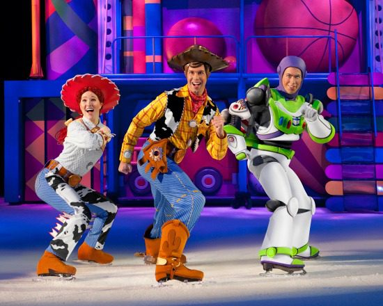 The characters from Disney's Toy Story | Photo: Disney on Ice