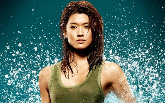 Grace Park stars on Hawaii Five-0
