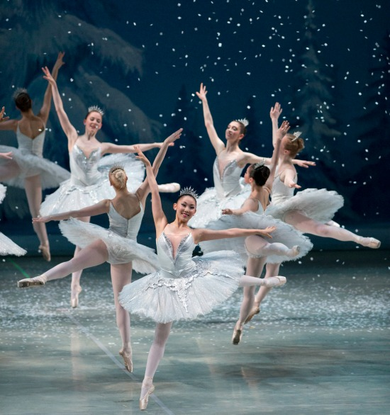Sugar Plum Ferries | Photo: Royal Winnipeg Ballet