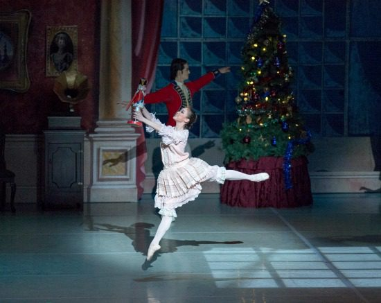 Clara and her Nutcracker | Photo: Royal Winnipeg Ballet