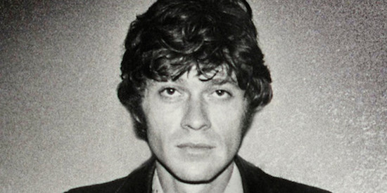 Robbie Robertson, as seen on the cover of his new book Testimony.