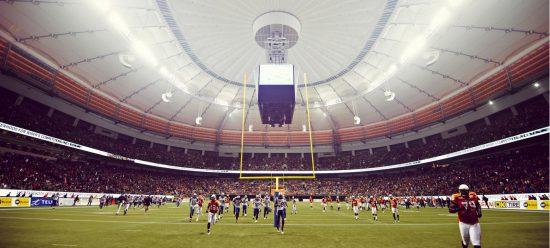 BC Lions vs. Saskatchewan Roughriders