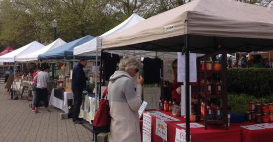 Hastings Park Farmers Market