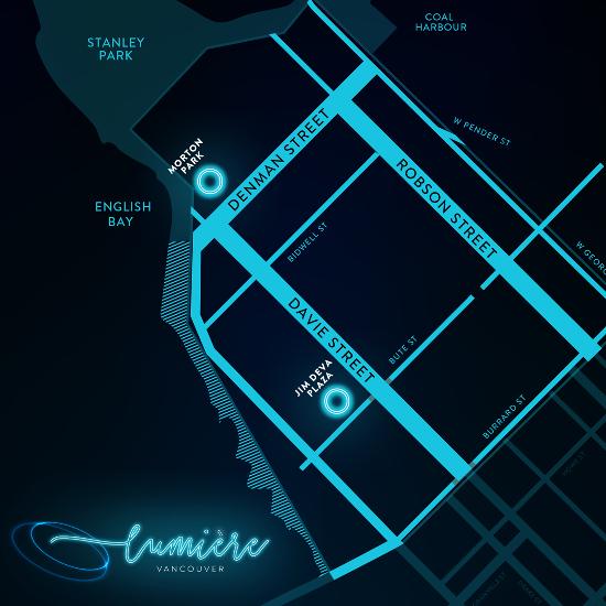 Lumiere Map