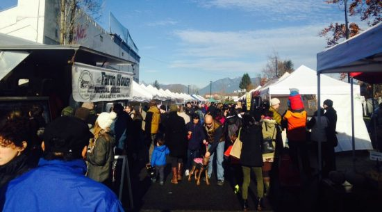 Nat Bailey Stadium Winter Farmers Market