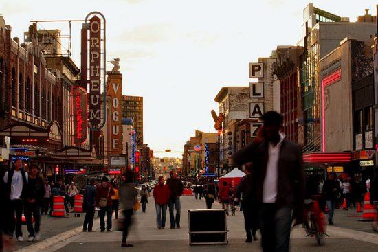 vogue theatre downtown vancouver