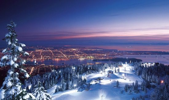 24 hours of winter grouse mountain