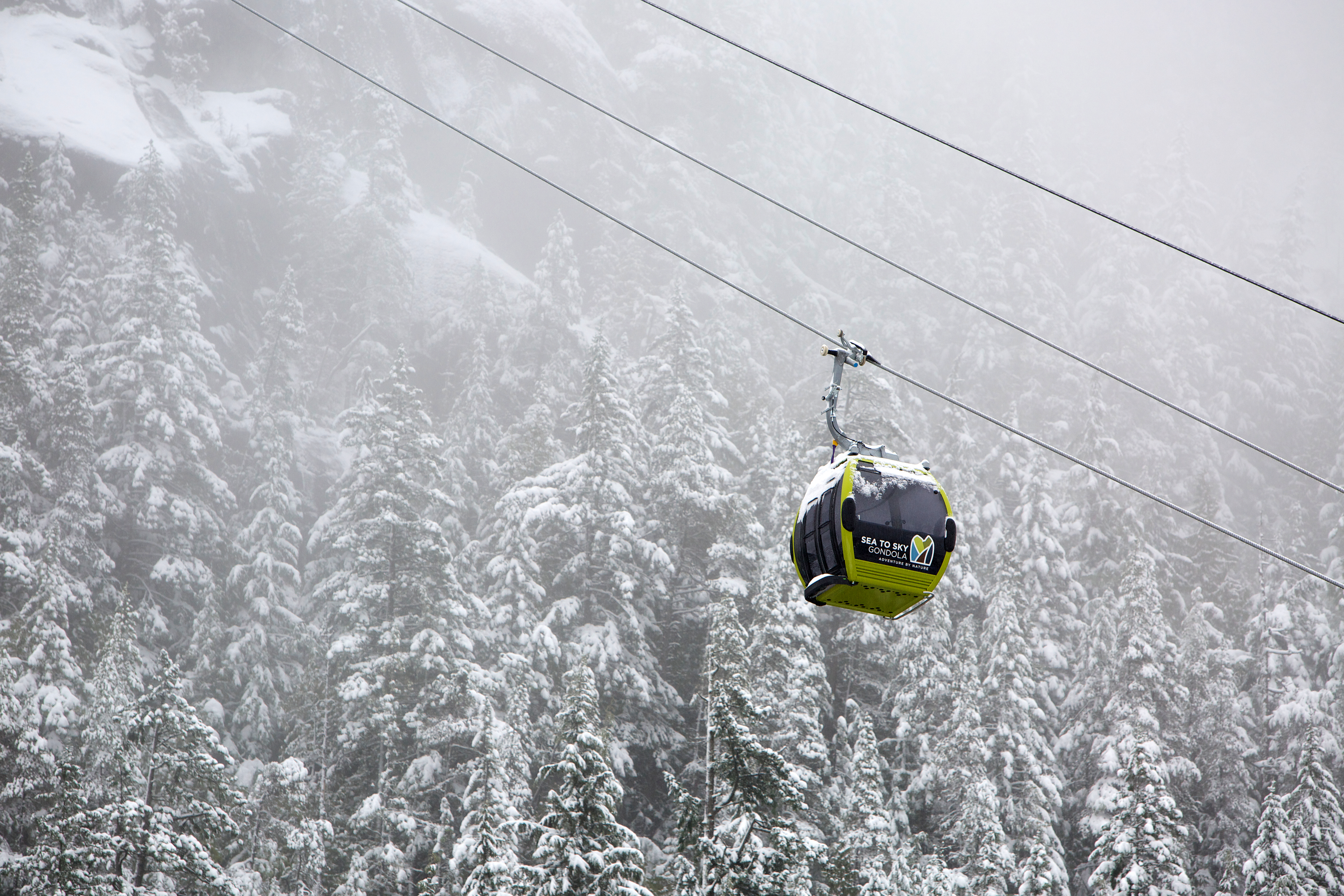 Sea to Sky gondola re-opening
