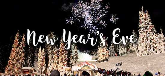 new years eve grouse mountain 2016