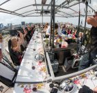 dinner in the sky vancouver 2017