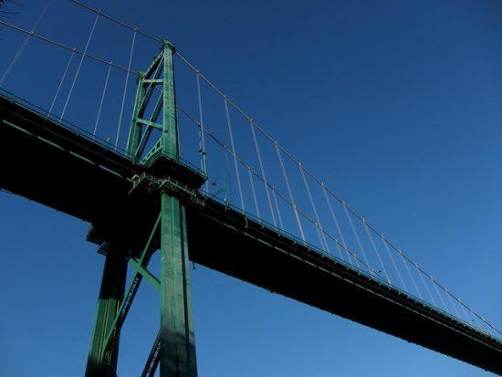 lions gate bridge climb vancouver