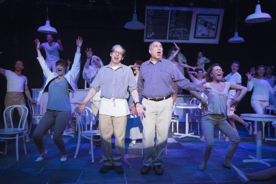 The Elbow Room Café: The Musical
