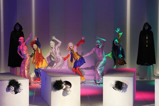 Japanese dance company Dairakudakan
