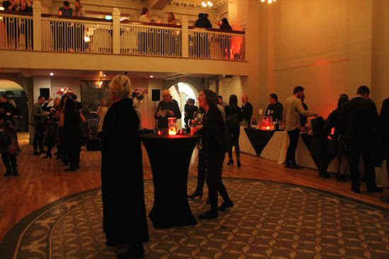 The Vancouver International Wine Festival's Wines of Canada Party at The Permanent, Feb. 15 2017. Fainne Martin photo.