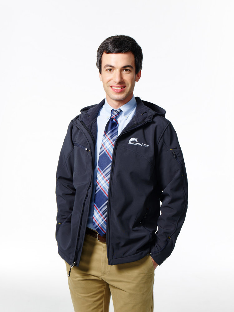 Meet Nathan Fielder and get a new winter jacket this Sunday