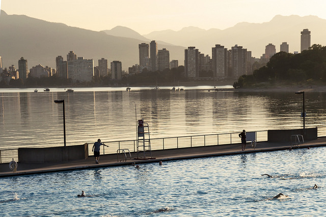 Kits Pool Opening Date