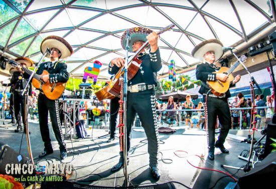 Cinco de Mayo party vancouver 2017