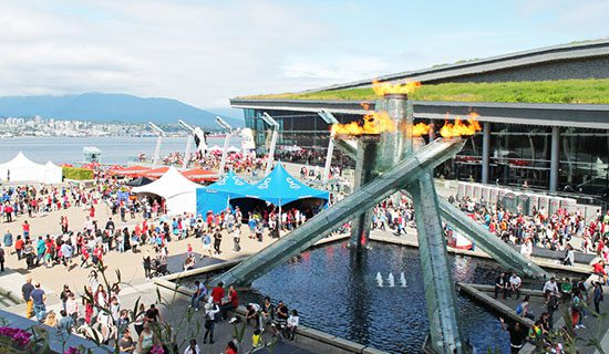 Free Birthday Activities Vancouver ~ Vancouver convention centre opens its doors on canada's 150th