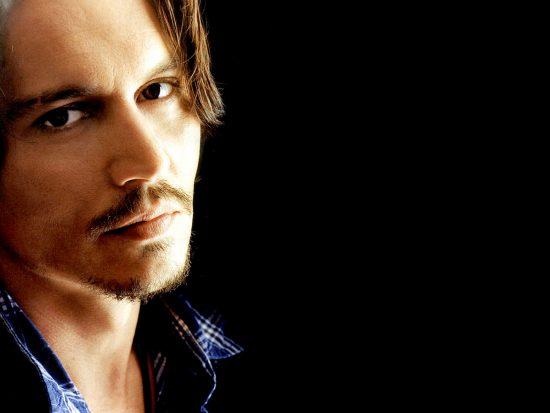 Freddie Highmore And Johnny Depp