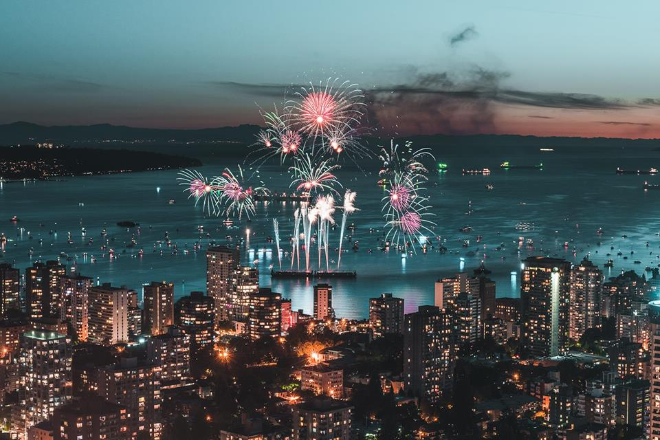 celebration of light vancouver