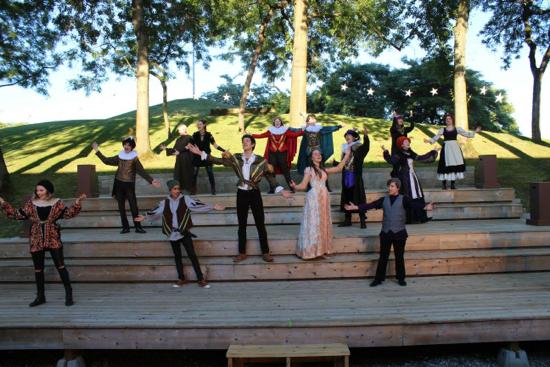 Romeo Juliet Granville Island