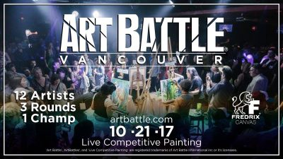art battle vancouver 2017