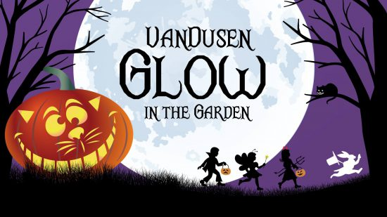 glow in the garden vandusen 2017