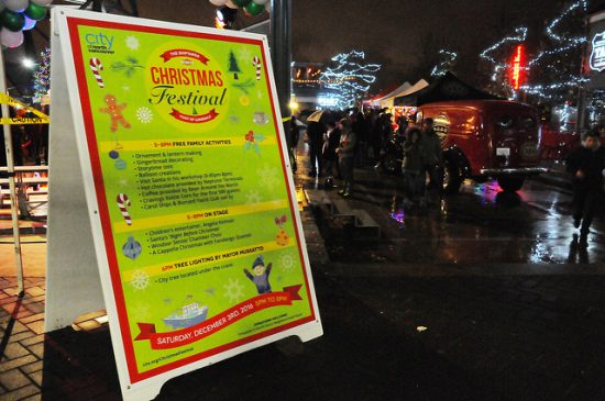 North Vancouver Christmas Festival 2017