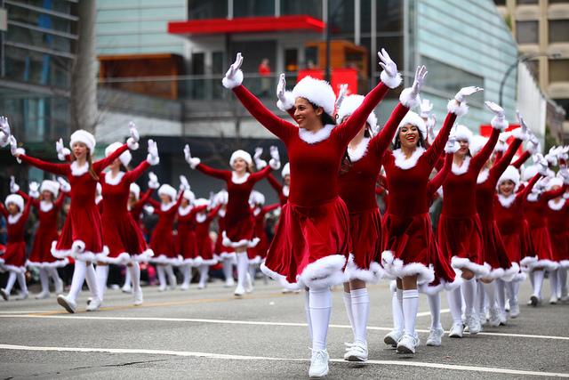 Vancouver Santa Claus Parade 2018