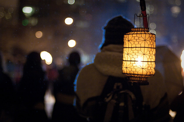 winter solstice lantern festival 2018