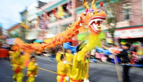 the new website lunarfestivalcom was created by tourism vancouver and tourism richmond with counsel from the asian canadian special events association - Chinese New Year Festival