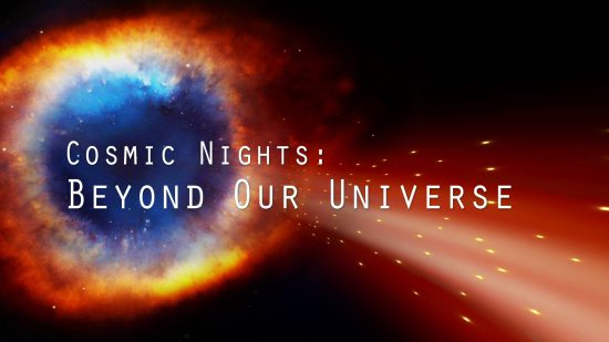 cosmic nights at HR Macmillan Space Centre