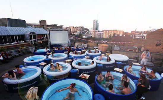 Hot Tub Movies Vancouver