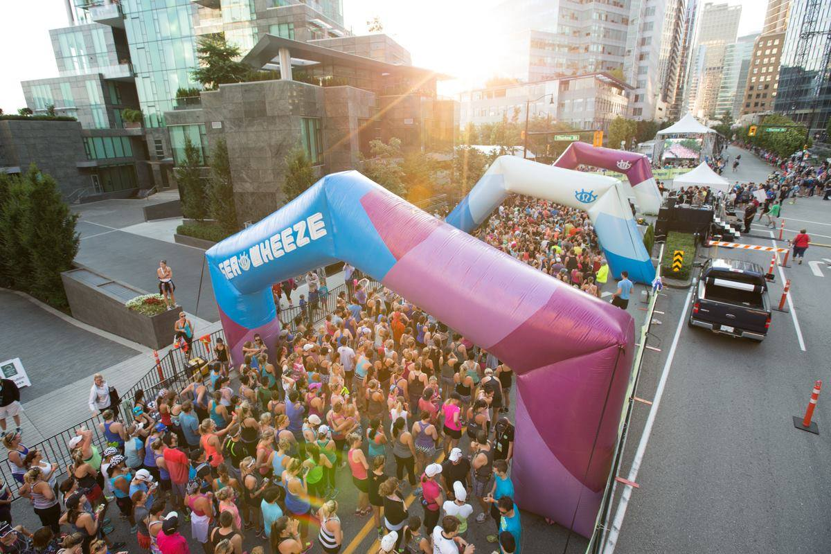 Seawheeze Vancouver 2020