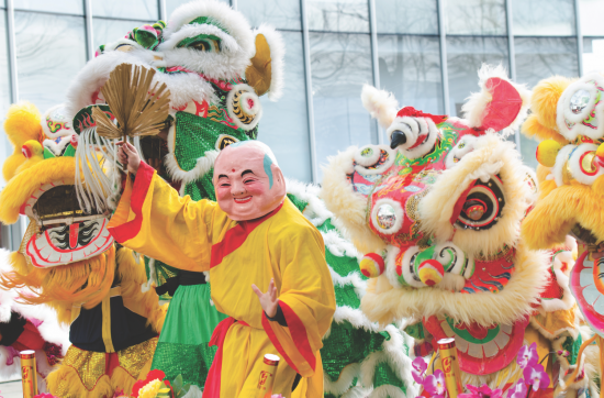 Chinese New Year Vancouver 2019