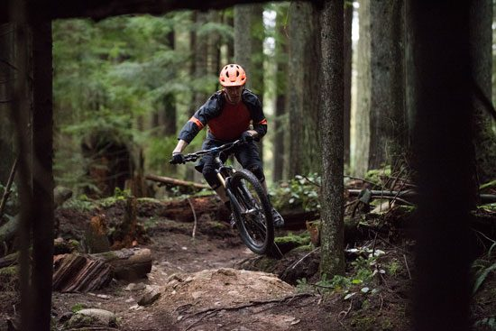 It S All Downhill From Here Mountain Biking On Vancouver S North