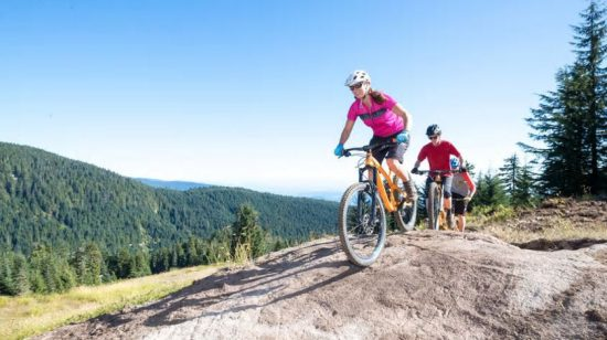 Scenic Mountain Biking Coming To Vancouvers Grouse This Summer