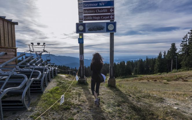 Mt Seymour Vancouver hiking