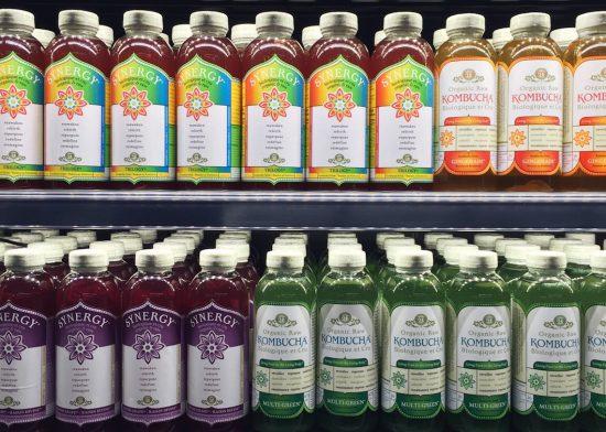 Whole Foods Kombucha Growler