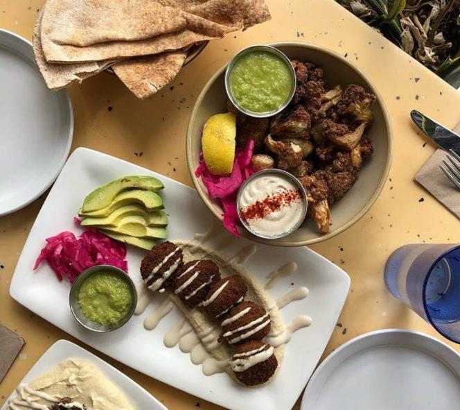 Nuba Vancouver vegan food