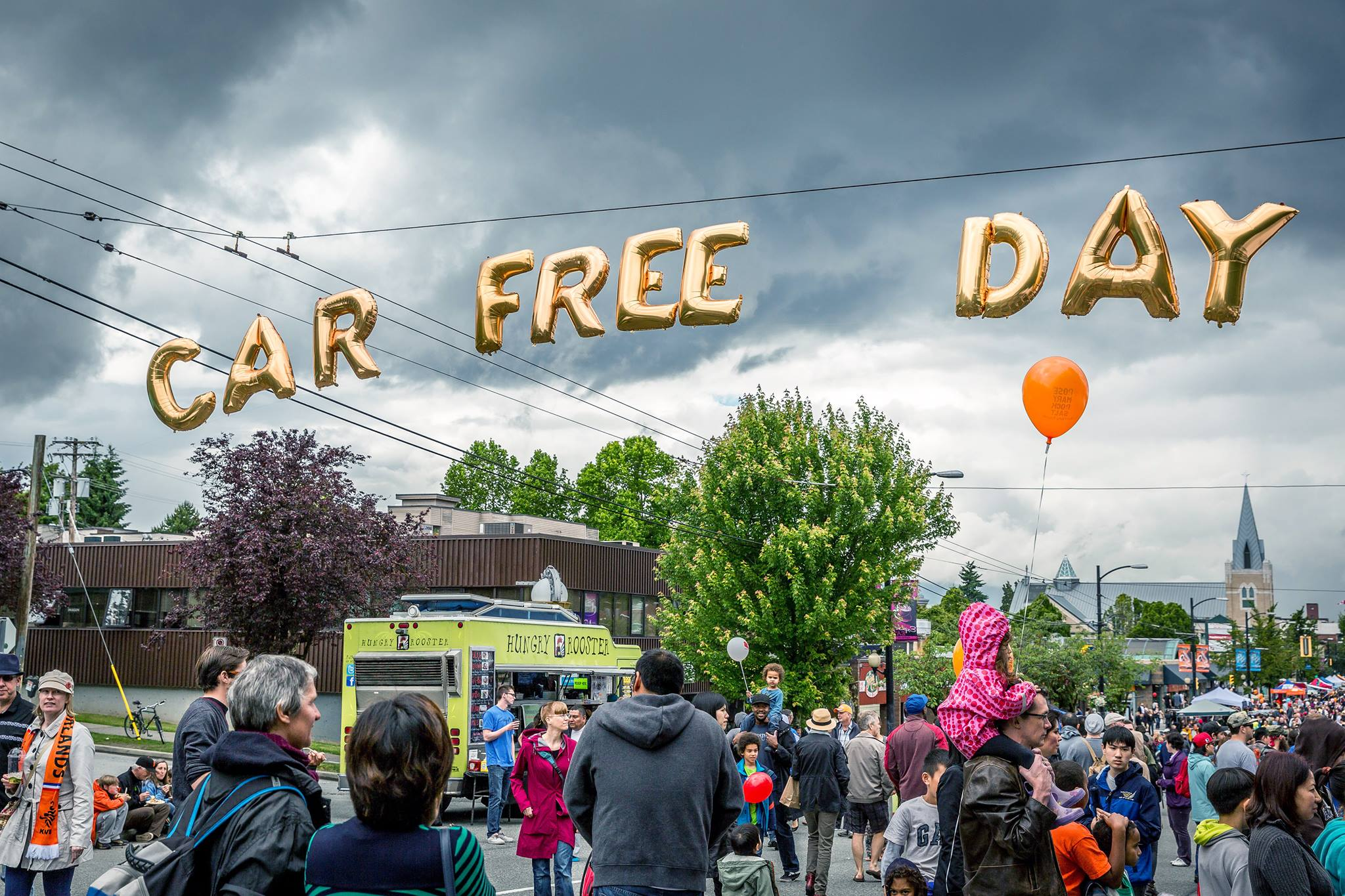car free day vancouver 2019