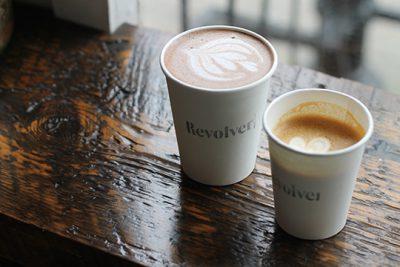 Revolver Coffee in Vancouver