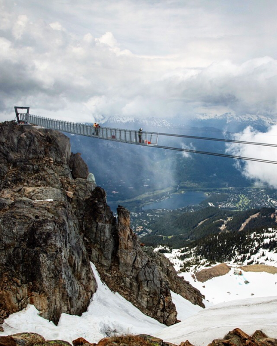 Whistler Suspension Bridge