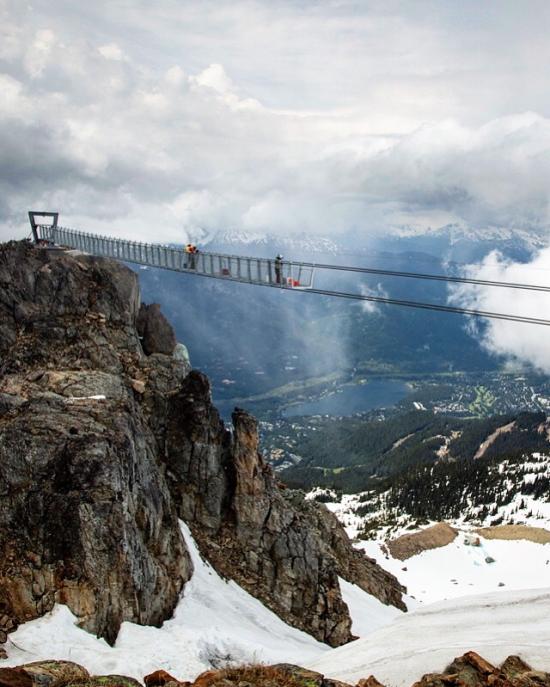 Whistler Suspension Bridge