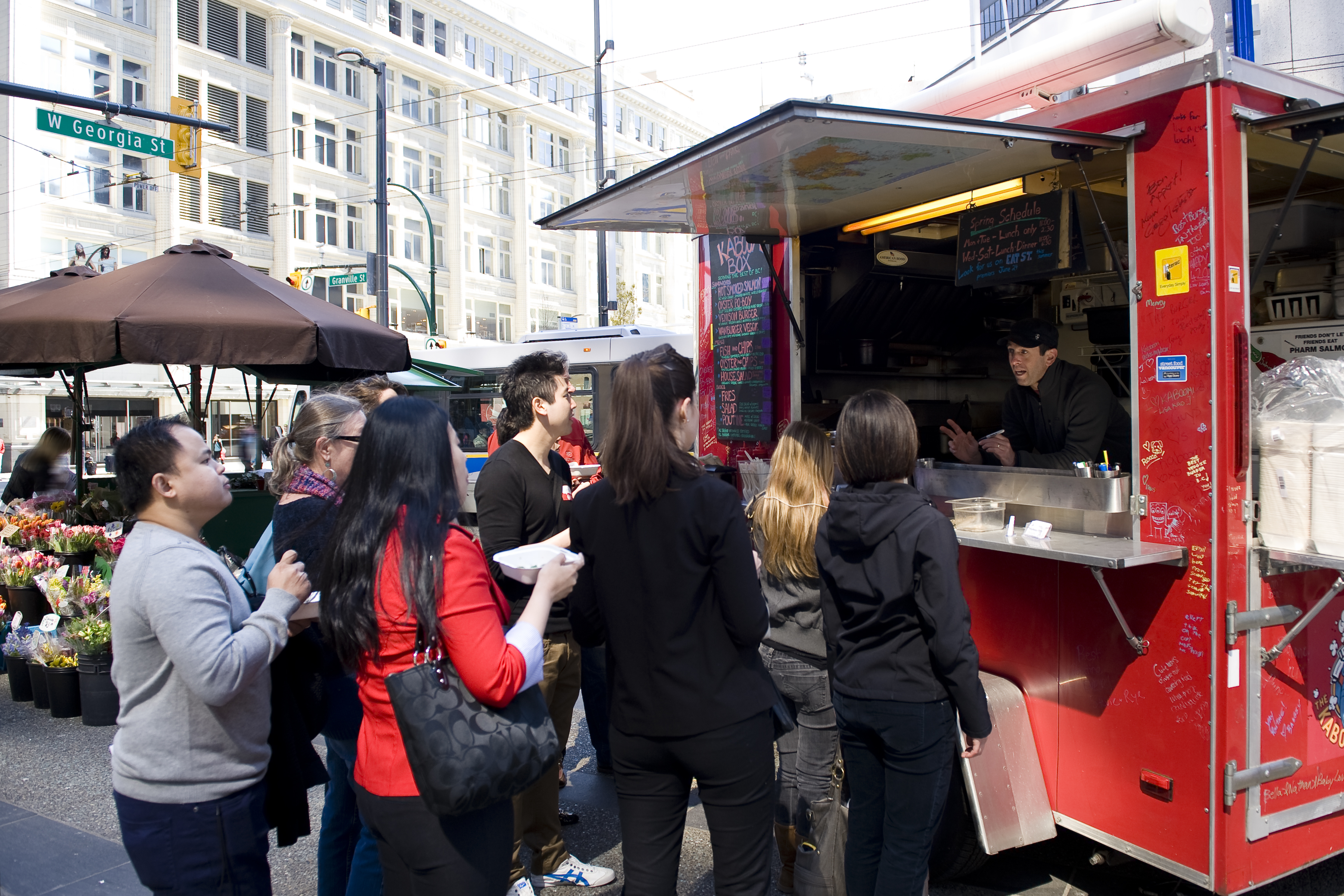 Vancouver's Seafood Street Food that Everyone can Enjoy ...