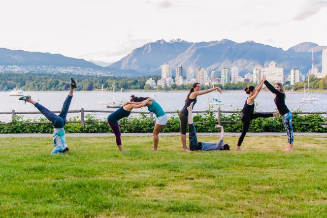 5 Amazing Summer Yoga Experiences You Can Only Get In Vancouver Inside Vancouver Bloginside Vancouver Blog
